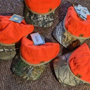 Carhartt Accessories - 🏹 ALL 5! Carhartt Hunting Hat Camo Orange